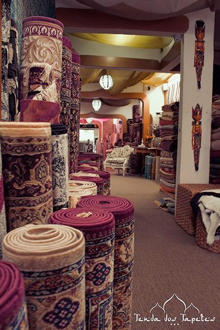 Tenda dos Tapetes em Pinheiros